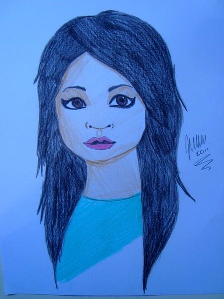 Selena Gomez par Idasophia